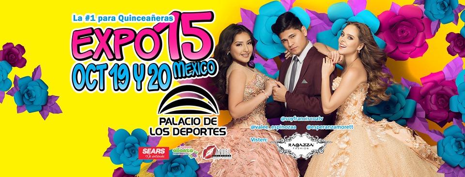 Expo 15 México 2019