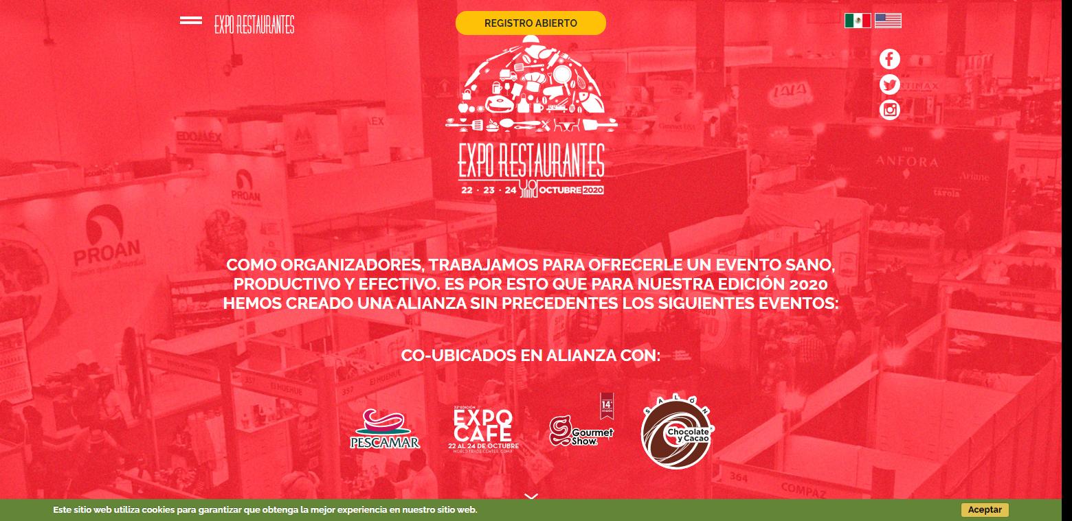 EXPO RESTAURANTES 2020