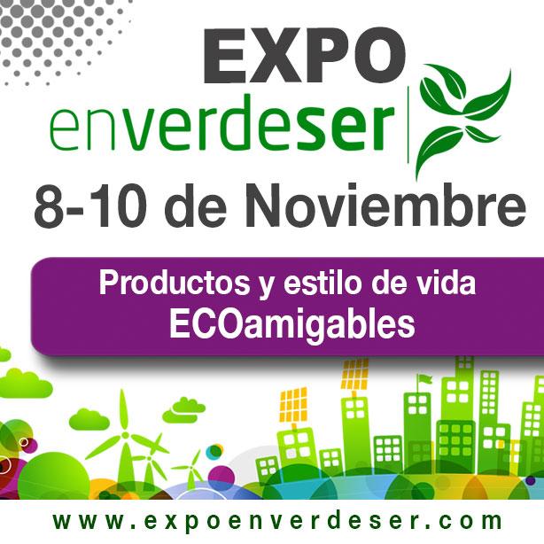 EXPO EN VERDE SER CDMX 2019